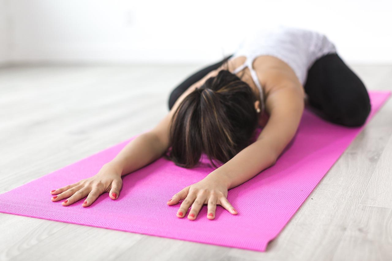 pratique du yoga